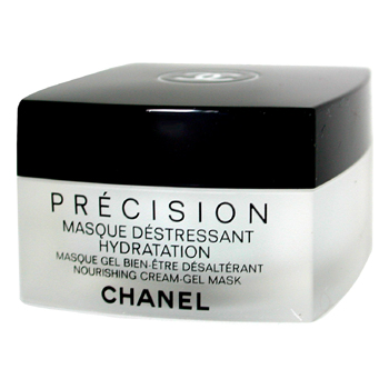 Para a pele da mulher, Chanel, Chanel Precision Masque Destressant Hydratation Nourishing Cream-Gel Mask 50g/1.7oz