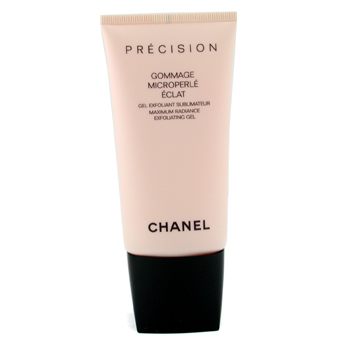 Chanel Precision Gommage Microperle Eclat Maxium Radiance Gel Exfoliante