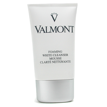 buy Valmont White & Blanc Foaming White Cleanser 125ml/4.2oz skin care shop