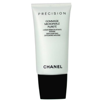Chanel Precision Gommage Microperle Purete Deep Purifying Exfoliating Mousse 75ml/2.5oz
