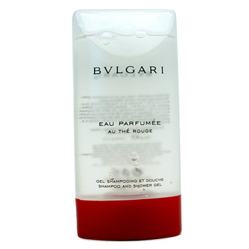 Bvlgari Au the Rouge Shower Gel 200ml/6.7oz