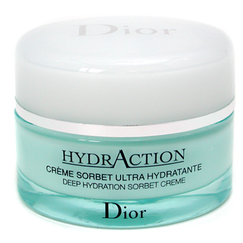 Christian Dior HydrAction Deep Hydration Sorbet Creme ( Normal to Combination Skin ) 50ml/1.7oz