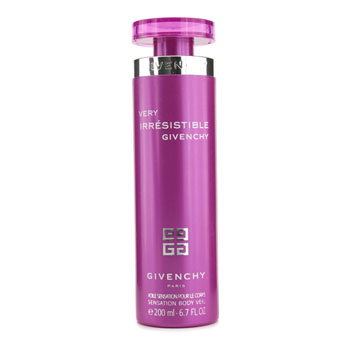 Perfumes femininos, Givenchy, Givenchy Very Irresistible Sensation Body Veil 200ml/6.7oz