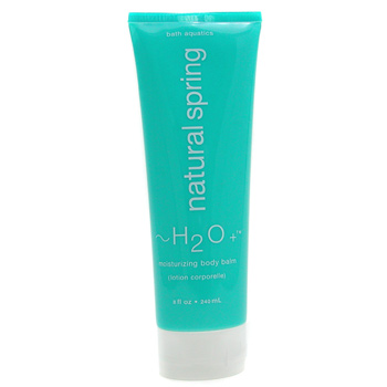 buy H2O+ Natural Spring Moisturizing Body Balm 240ml/8oz skin care shop