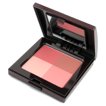 Laura Mercier Illuminating Quad - Colorete 4 tonos Coral Red