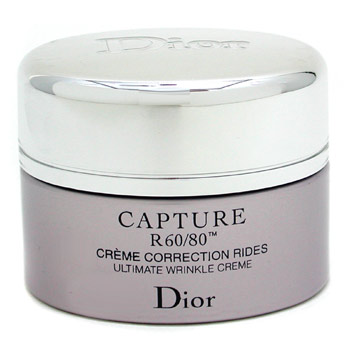 Christian Dior Capture R60/80 Bi-Skin Ultimate Wrinkle Cream ( Rich )