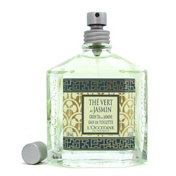 Perfumes femininos, L&#039;Occitane, L&#039;Occitane Green Tea with Jasmine perfume Spray 100ml/3.4oz