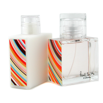 Paul Smith Extreme Estuche : Agua de Colonia Vaporizador 50ml+ Loción Corporal 75ml
