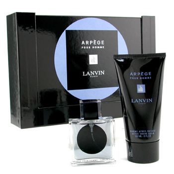 Lanvin Arpege Pour Homme Coffret: Eau De Toilette Spray 50ml/1.7oz + After Shave Balm 150ml/5oz 2pcs