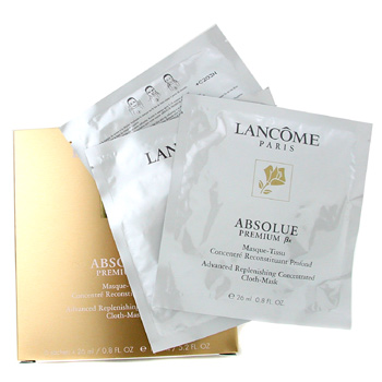 05541580901 Lancome Absolue Premium Bx Advanced Replenishing Concentrated Cloth Mask 6 sheets