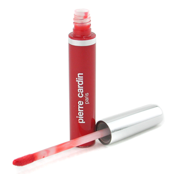 Pierre Cardin Fluide Plastique Vinyl Labial Lacado- No. 07 Marilyn Red 307707