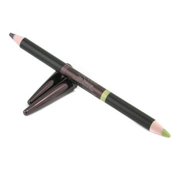 buy Shiseido The Makeup Eyeliner Pencil Duo - D3 Electric Iris (Deep Purple & Pearly Green) 1.3g/0.04oz  skin care shop
