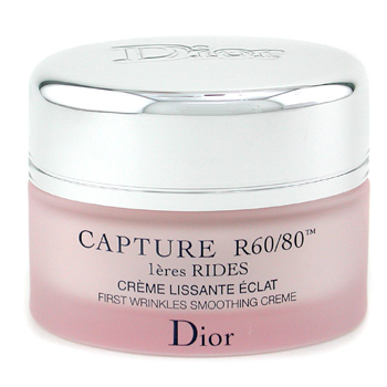 Para a pele da mulher, Christian Dior, Christian Dior Capture R60/80 Rides First Wrinkles Smoothing Cream 50ml/1.7oz