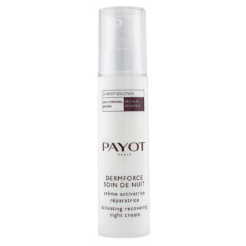 Payot Dr Payot Solution Dermforce Soin De Nuit - Activating Recovering Cream - Crema Renovadora Noch