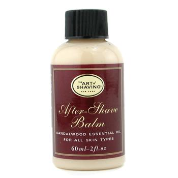 The Art Of Shaving After Shave Balm - Sandalwood Essential Oil ( For All Skin Types ) ( Plastic Bottle )