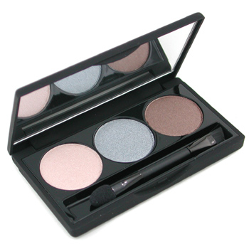 Smashbox Eye Lights Paleta Sombras de Ojos - Strobe ( Pearl/ Denim Blue/ Deep Brown )