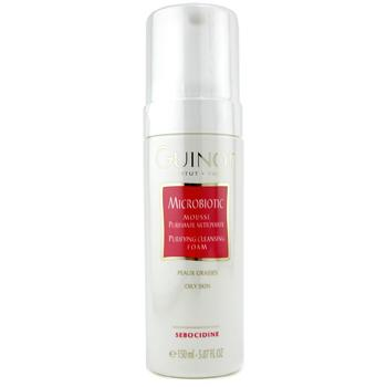 Guinot Microbiotic Purifying Cleansing Foam (For Oily Skin) 150ml/5.07oz