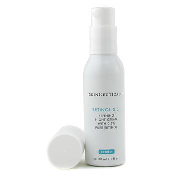 Skin Ceuticals Retinol 0.5  Refining Night Cream 30ml/1oz