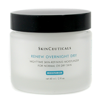 Skin Ceuticals Renew Overnight Dry ( For Normal or Dry Skin ) 60ml/2oz