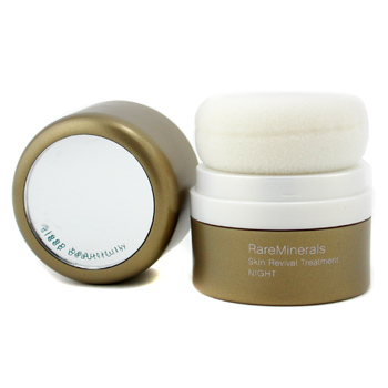 buy Bare Escentuals RareMinerals Skin Revival Treatment (Night) - Clear 4.2g/0.15oz by Bare Escentuals skin care shop