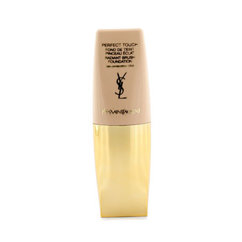 Yves Saint Laurent Perfect Touch Radiant Brush Base de Maquillaje - Base Maquillaje Base Maquillaje
