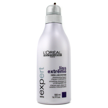 L'Oreal Professionnel Expert Serie - Liss Extreme Smoothing Shampoo ( For Unmanageable Hair )