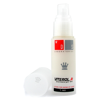 Para a pele da mulher, DS Laboratories, DS Laboratories Viterol.A (Viatrozene Gel) 16% Lotion For Signs of Aging ( Treatment of Wrinkle & Expression Lines ) 30ml/1oz