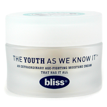 Bliss The Youth As We Know It crema