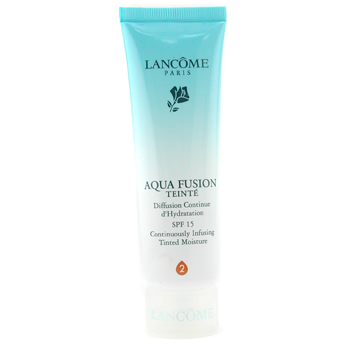 Lancome Aqua Fusion Teinte Continuously Infusing Tinted Moisturizer