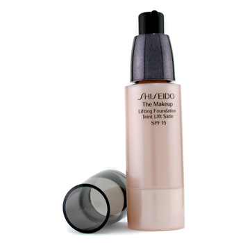 Shiseido The Maquillaje Lifting Base de Maquillaje SPF 15 - I60 Natural Deep Ivory