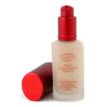 Clarins True Radiance Base Maquillaje Light Reflecting Oil Free - #05 Shell