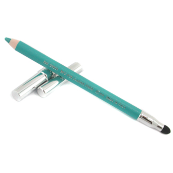 Maquiagens, Clarins, Clarins Eye Shimmer Pencil - 04 Turquoise Flash 1.38g/0.049oz
