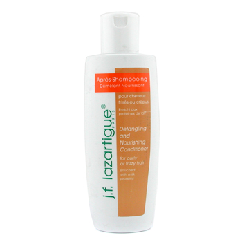 J. F. Lazartigue Detangling & Nourishing Conditioner ( For Curly or Frizzy Hair )