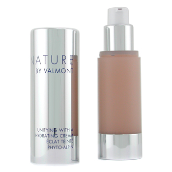 Valmont Nature Unifying With A Hidratante Cream - Beige Nude