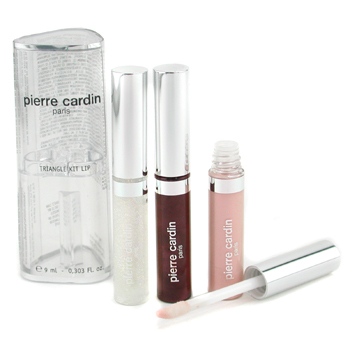 Pierre Cardin Magical Paleta Labial ( 3x Plastic Brillos Labiales + 2x Magic Gloss )