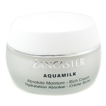 Lancaster AquaLeche Absolute Moisture & Protection Rich Cream ( For Dry to Very Dry Skin )