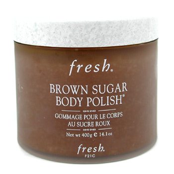 buy Fresh Brown Sugar Body Polish 400g/14.1oz  skin care shop