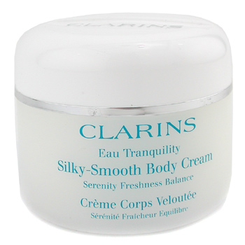 Perfumes femininos, Clarins, Clarins Eau Tranquility Silky Body Cream ( Unboxed ) 200ml/6.9oz