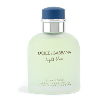 Dolce & Gabbana Homme Light Blue Loción después del Afeitado Lotion