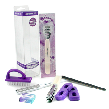 Tweezerman Economy Pedicure Kit 7pcs