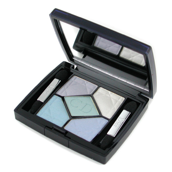 Christian Dior 5 Color Eyeshadow - No. 130 Blue Croisette