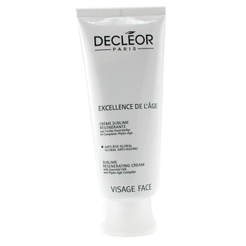 Decleor Excellence De L'Age Sublime Regenerating Face & Neck Cream ( Tamaño Salón )