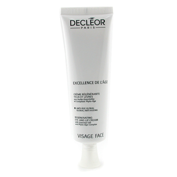 Decleor Excellence De L'Age Regenerating Eye & Lip Cream ( Tamaño Salón )