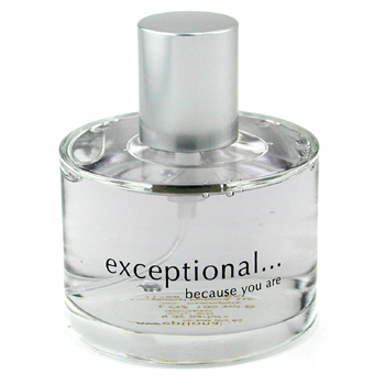 Exceptional Parfums Exceptional Because You Are Eau De Parfum Vaporizador