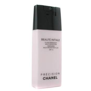 Para a pele da mulher, Chanel, Chanel Precision Beaute Initiale Energizing Multi-Protection Fluid SPF15 50ml/1.7oz