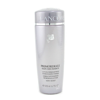 Para a pele da mulher, Lancome, Lancome Primordiale Skin Recharge Visible Hydrating Renewing Lotion ( Very Moist ) 200ml/6.7oz