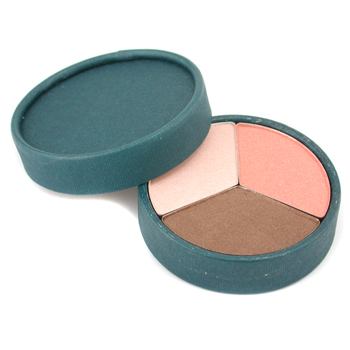 Stila Seasonal Eye Shadow Trio - # 01 Warm ( Shimmer Shadows ) -