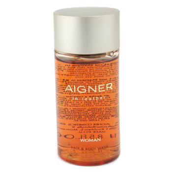 Perfumes femininos, Aigner, Aigner Aigner In Leather Hair &amp; Body Wash 250nl/8.4oz