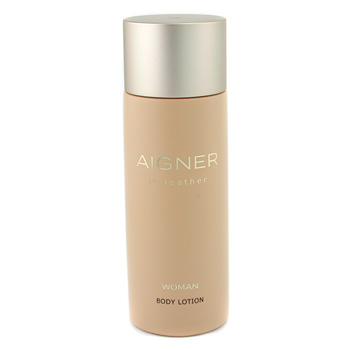 Perfumes femininos, Aigner, Aigner Aigner In Leather Loção corporal 200ml/6.7oz