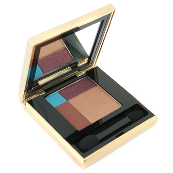 Yves Saint Laurent Ombres Quadrilumieres ( 4 Color Armónicos Ojos ) - # 05 Tawny
